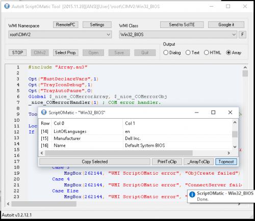 Registry editing using VBScript