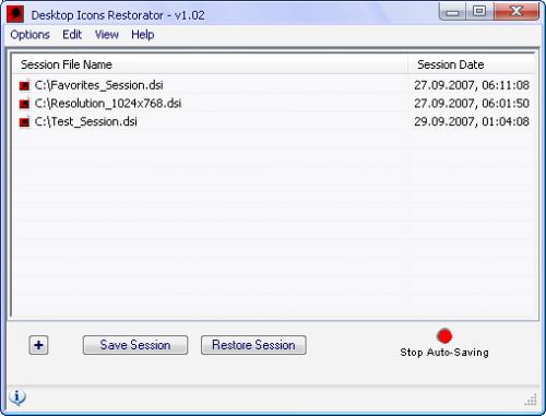 Desktop Icons Restorator - AutoIt - AutoIt Forums 8 Screenshots