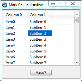 ListView select subitems  - AutoIt General Help and Support