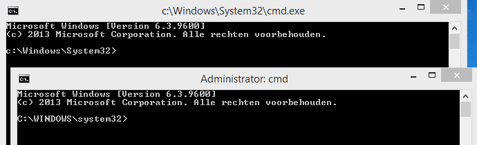 Elevated CMD Prompt - AutoIt General Help and Support