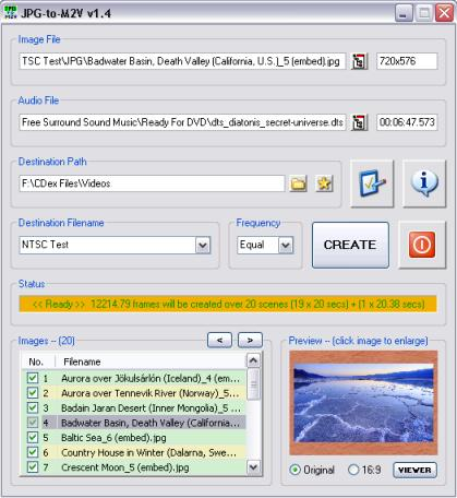 Audio DVD and DTS CD toolbox - AutoIt Example Scripts