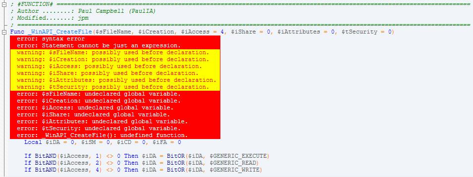 AutoIT - Error and warnings in WInAPIInternals-au3.jpg