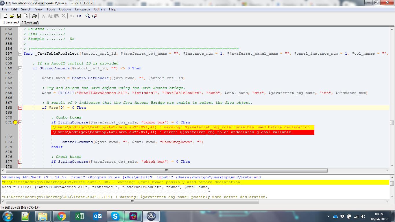 IUIAutomation MS framework automate chrome, FF, IE,      - Page 2