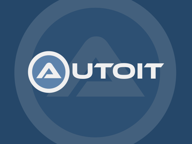 AutoIt v3.3.14.5 Released