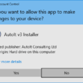 AutoIt User Account Control_Prompt